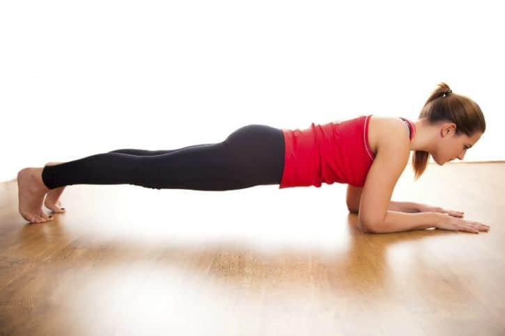 woman-doing-plank-exercise