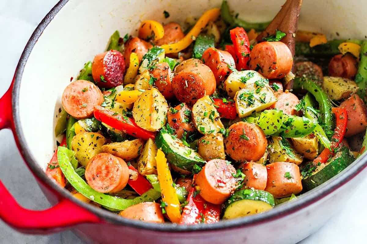yummy veggies!
