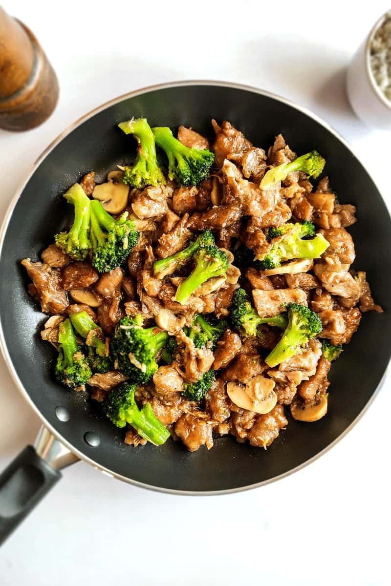 beef-broccoli-mushroom-stir-fry