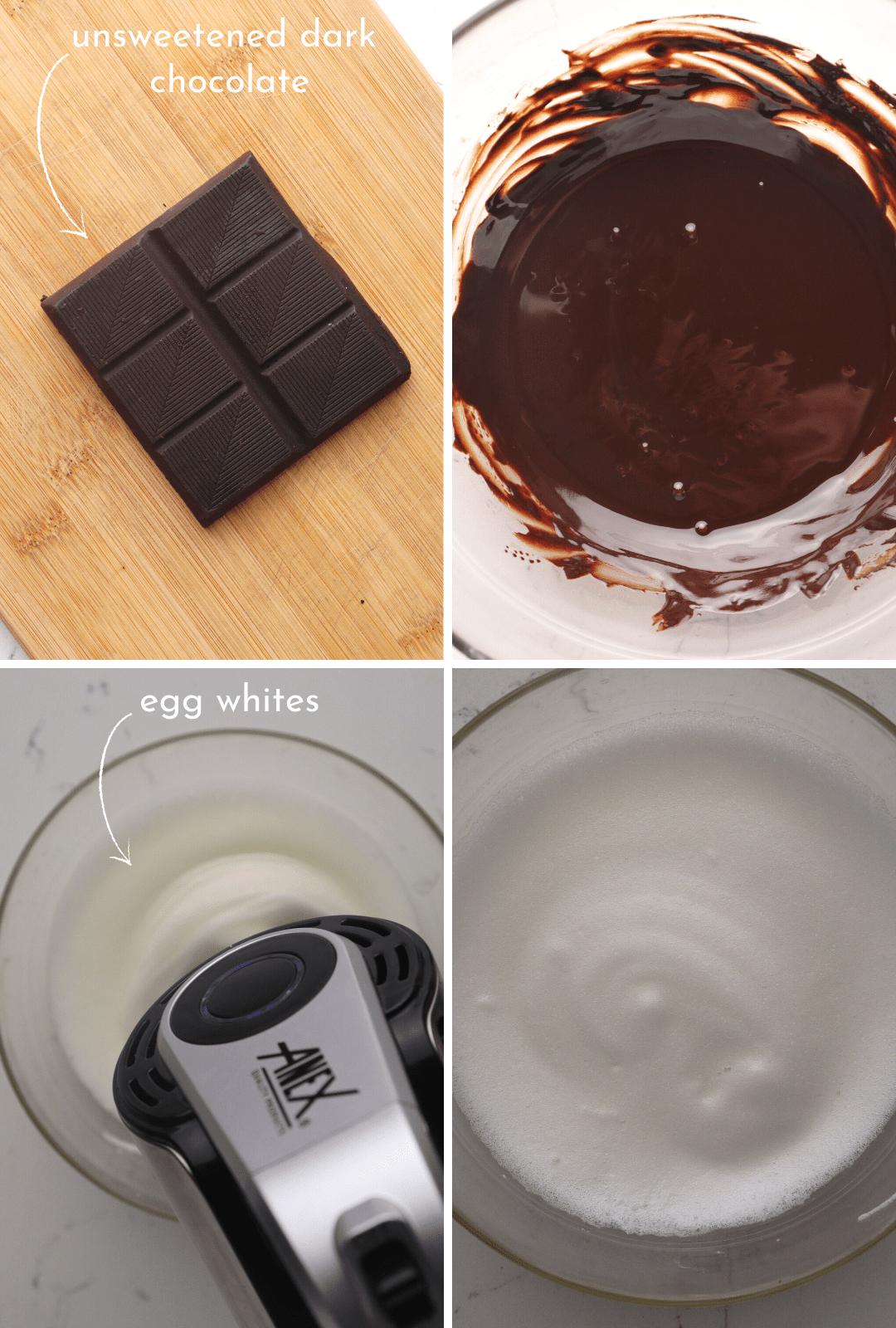 keto-chocolate-mousse-procedure-collage-thehealthcreative