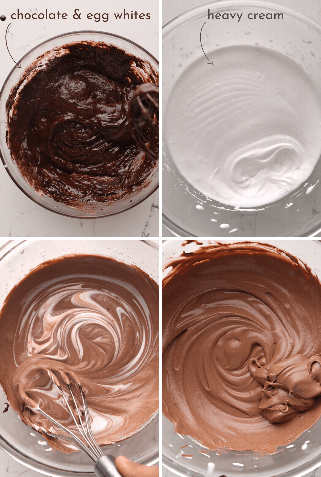 keto-chocolate-mousse-procedure-part-2-collage-thehealthcreative