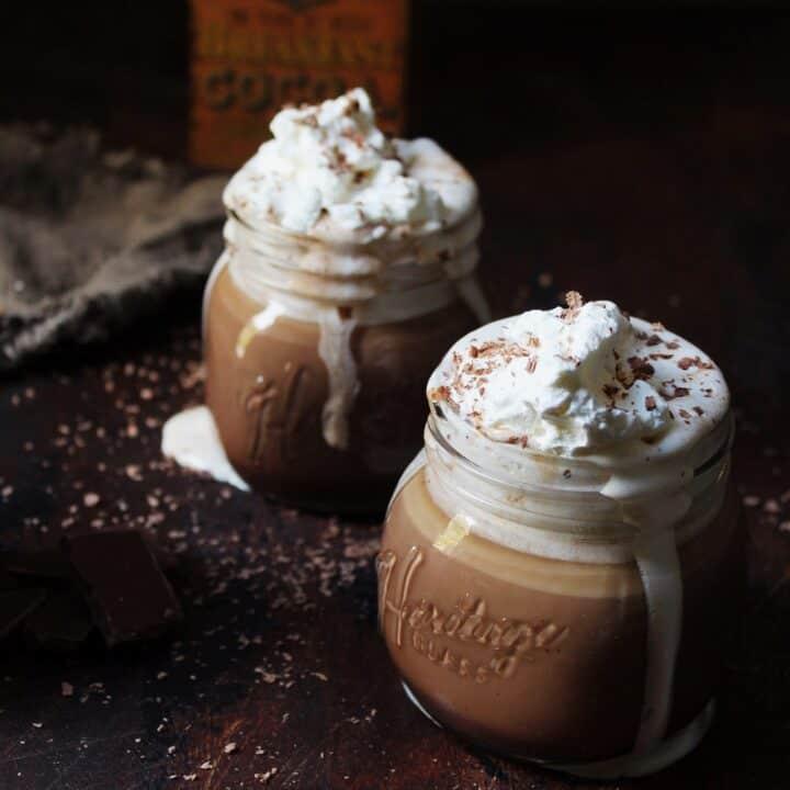 Bulletproof Keto Hot Chocolate- Sugar Free and Low Carb