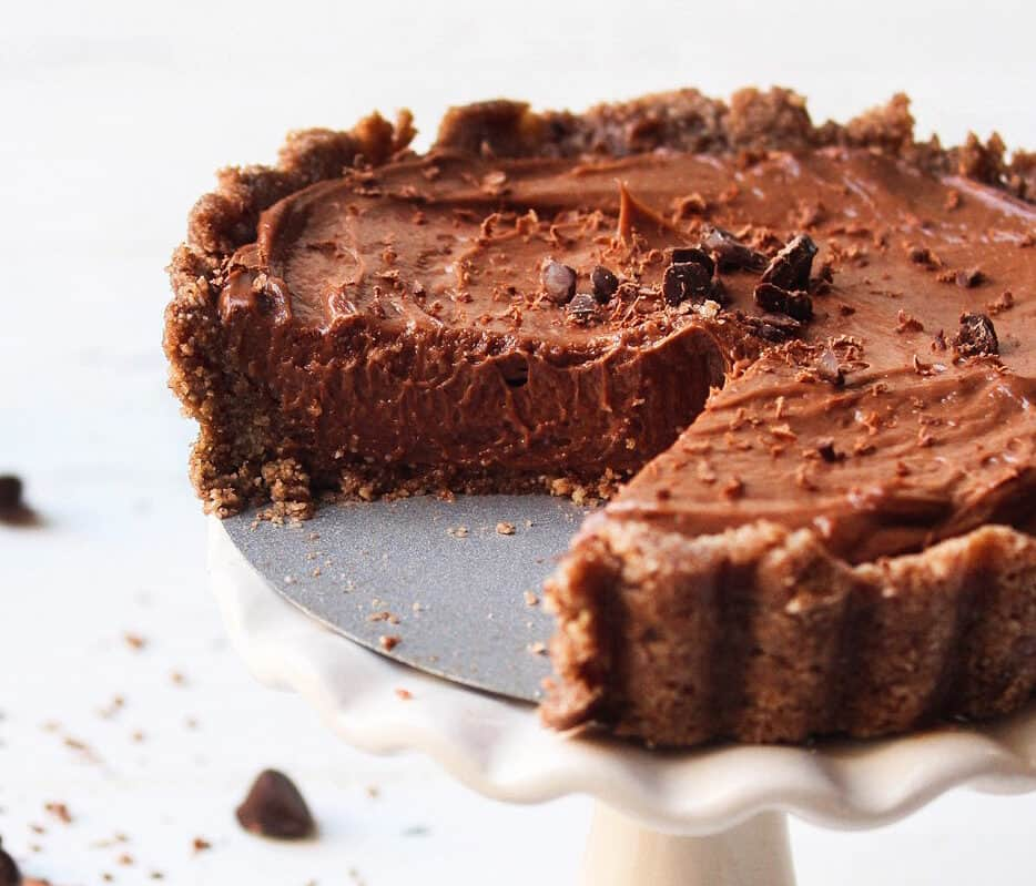 Keto Chocolate Cheesecake For-1 (Super Easy!!)