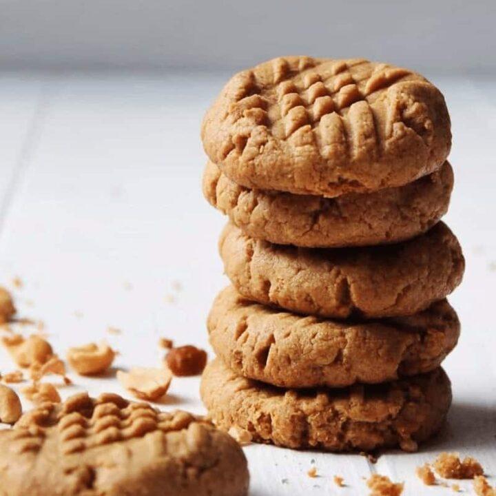 keto-peanut-butter-cookies