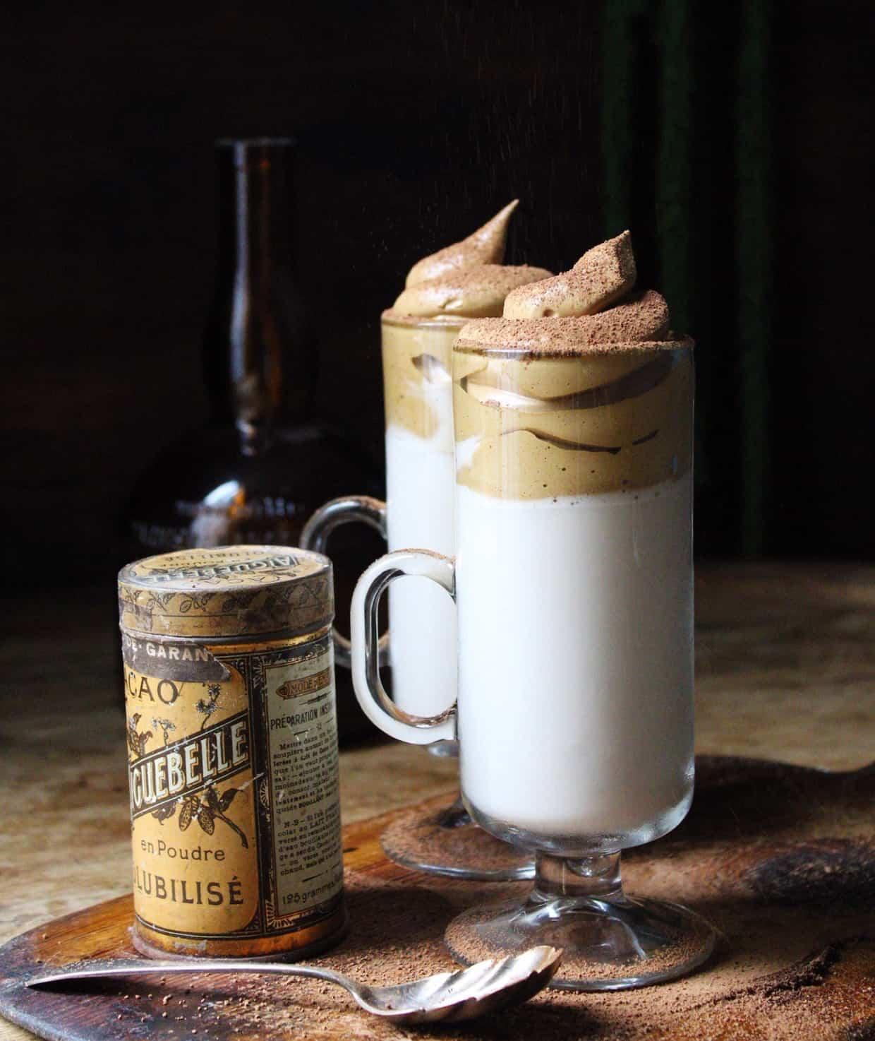 The Authentic Dalgona Coffee