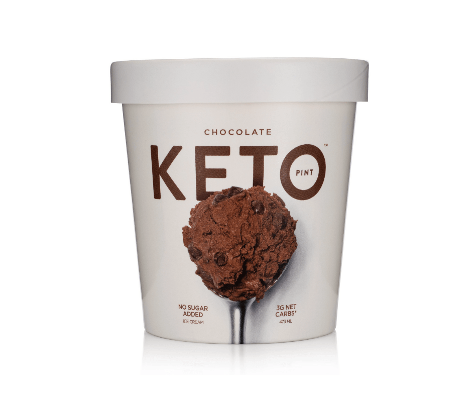 9 Keto Ice Cream You can buy on the Internet!