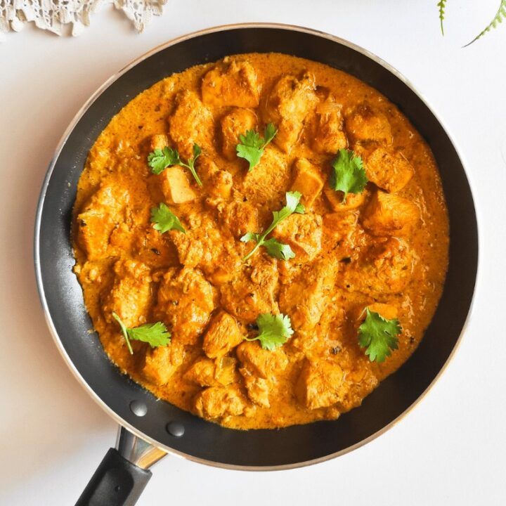 keto-crockpot-Indian-butter-chicken