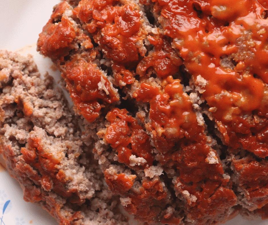 Melt-In-Your-Mouth Keto Crock-pot Meatloaf