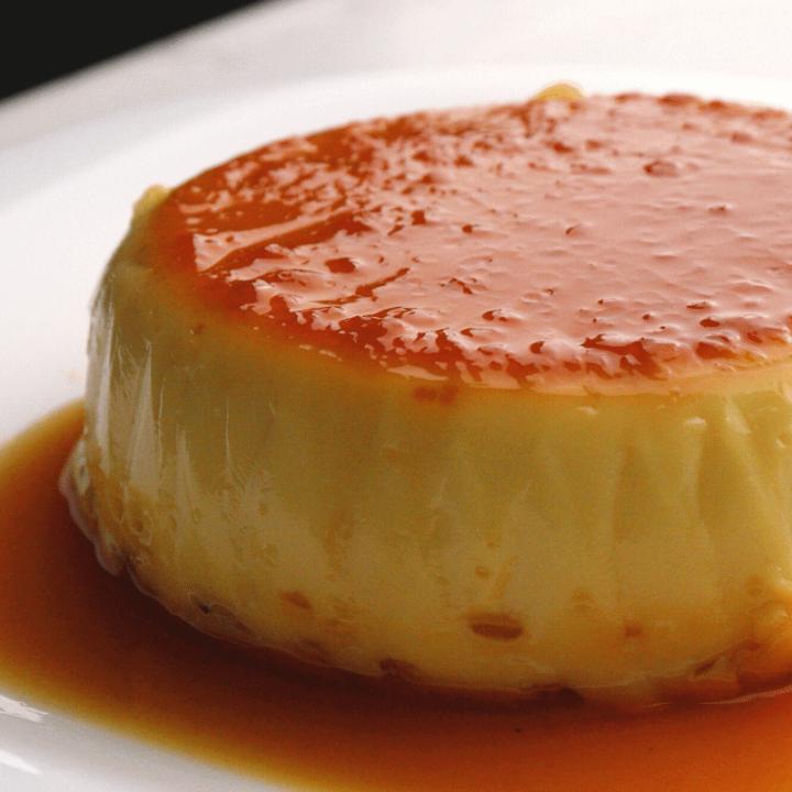 Keto Crème Caramel Flan