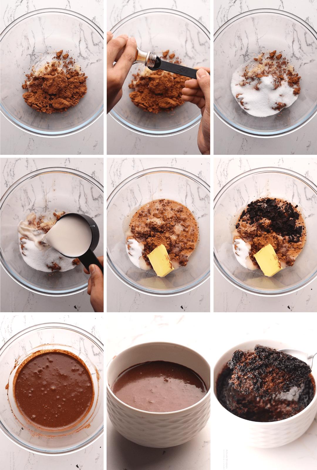 keto-mug-brownie-in-microwave-procedure